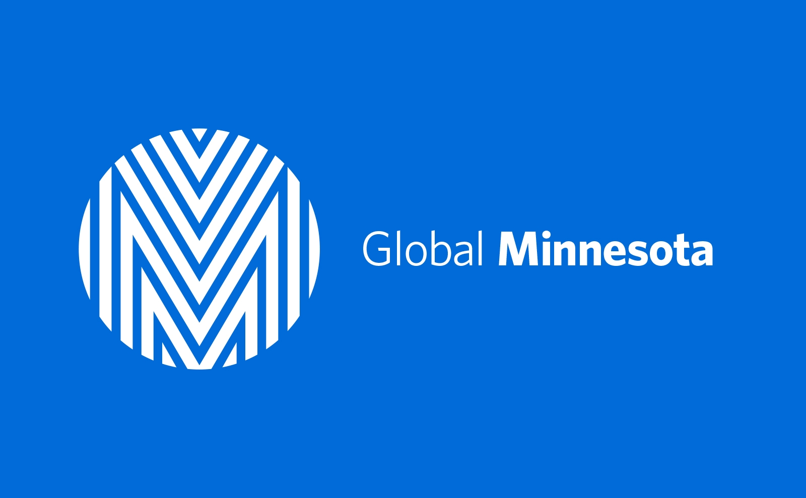 Global Minnesota identity branding design by The TOM Agency