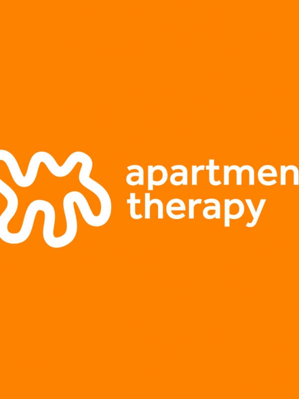 A brand adjustment for Apartment Therapy.
