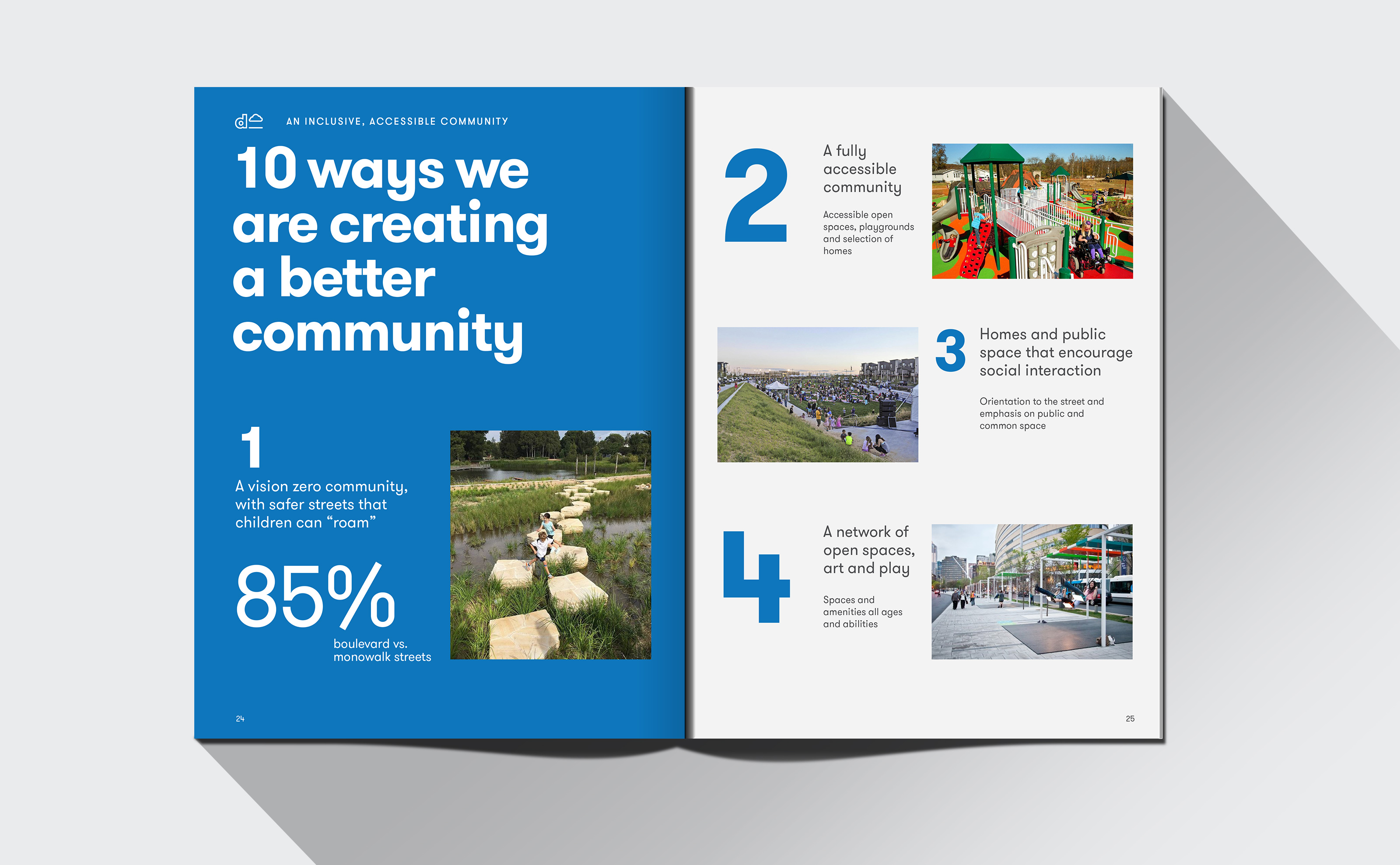 10 ways we are creating a better community