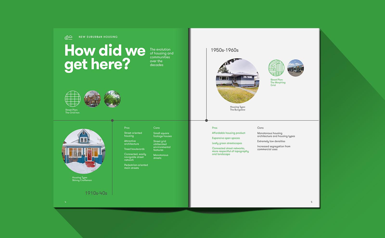Dream Developments Providence booklet design