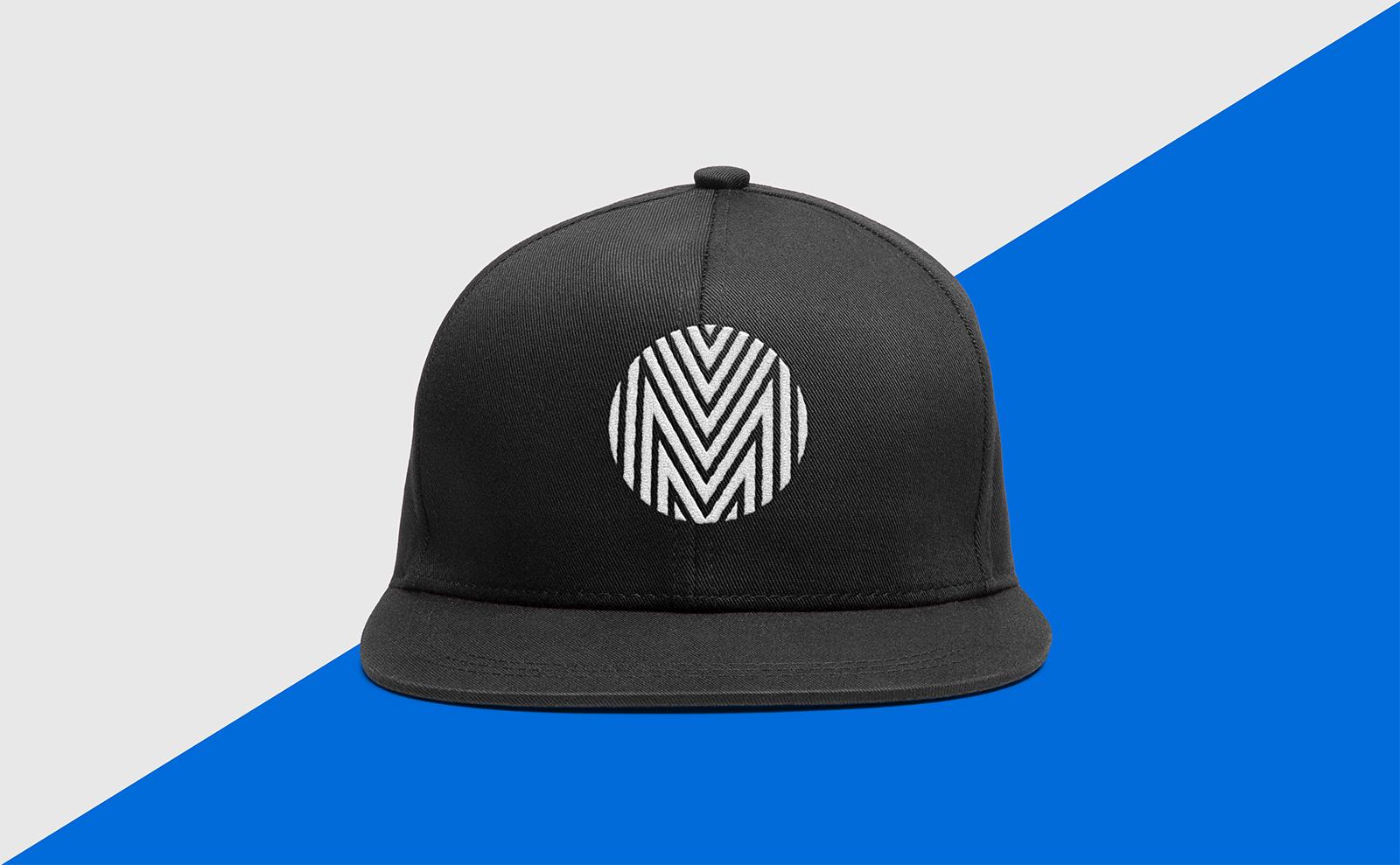 Global Minnesota black cap with logo