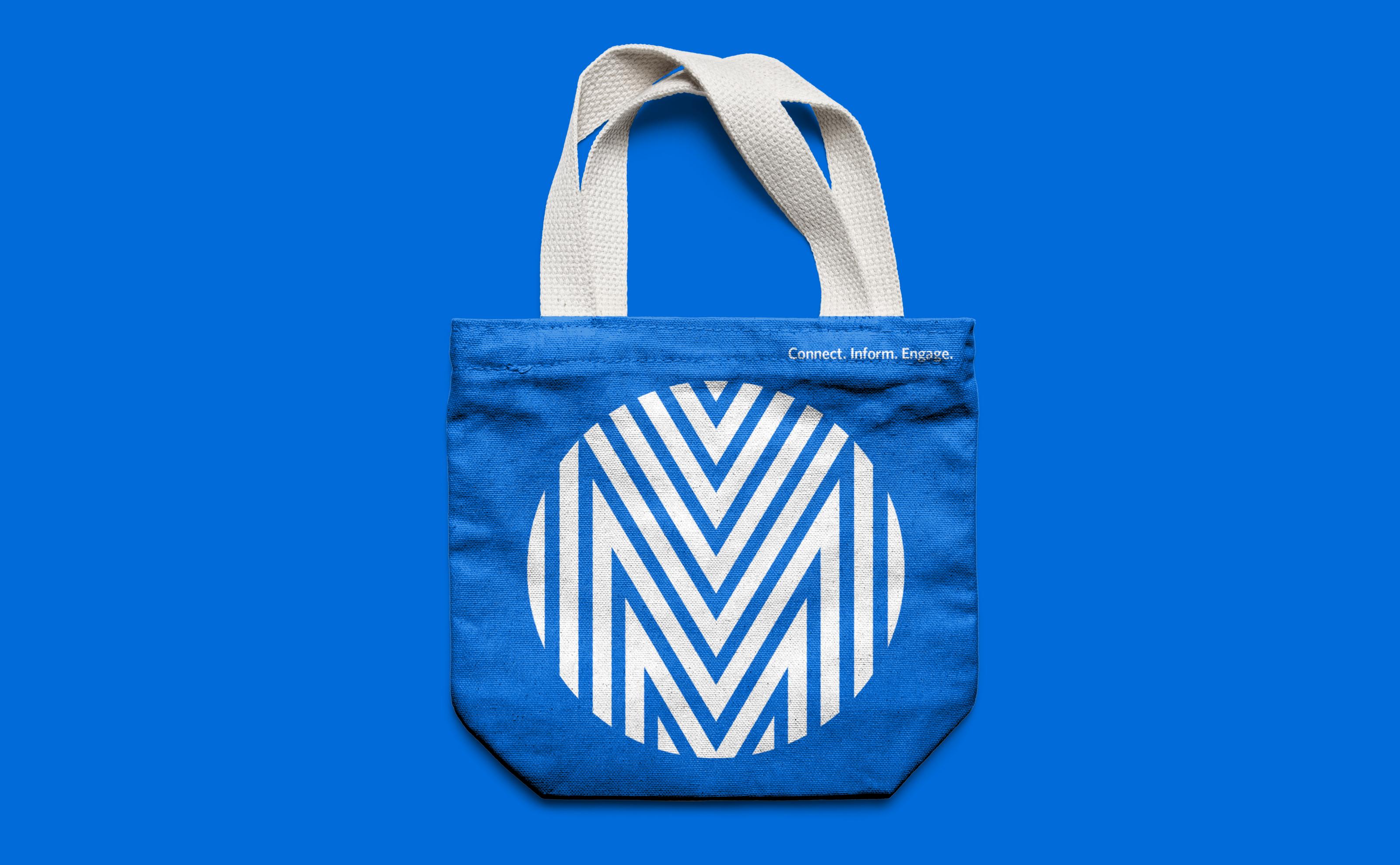 Global Minnesota tote bag