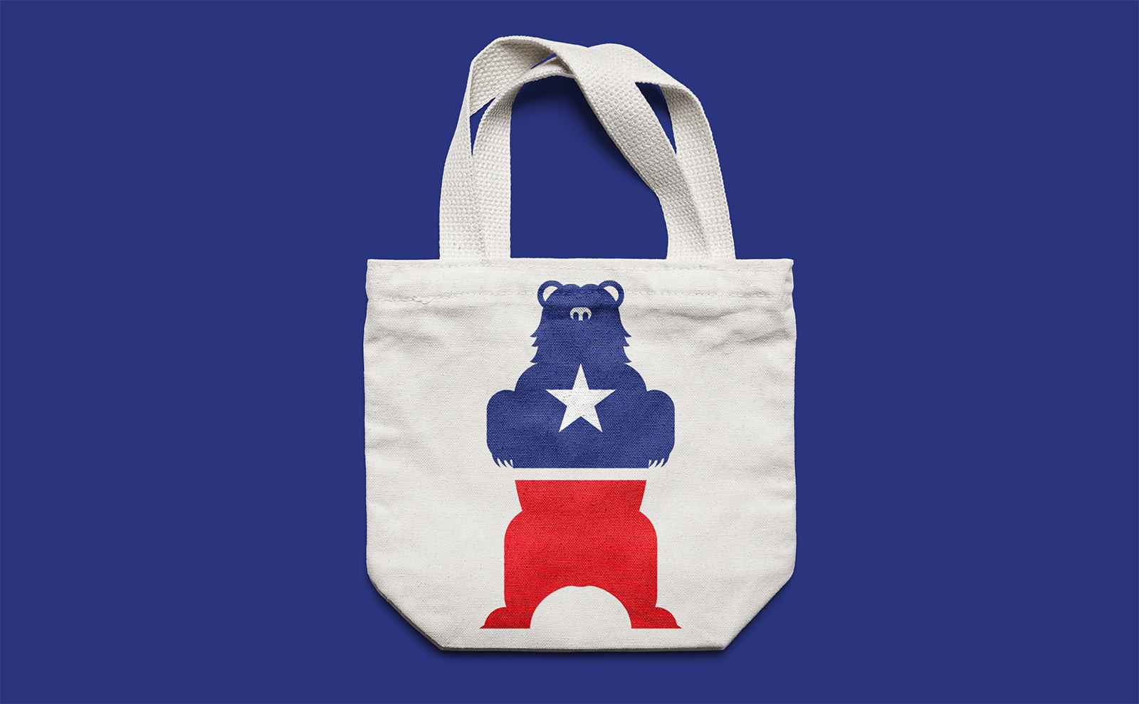 We Need More Party Animals tote bag