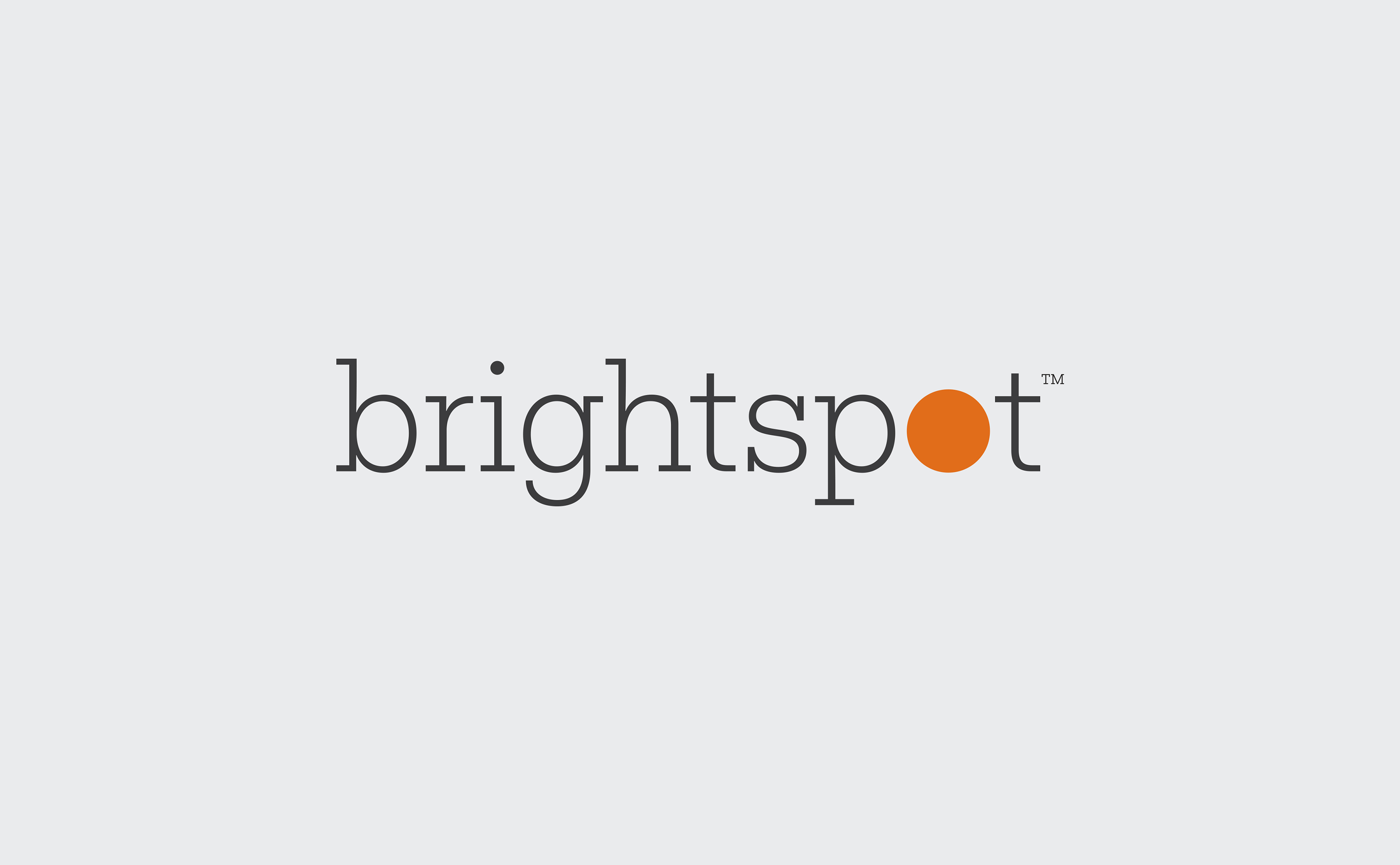 Brightspot identity for Target