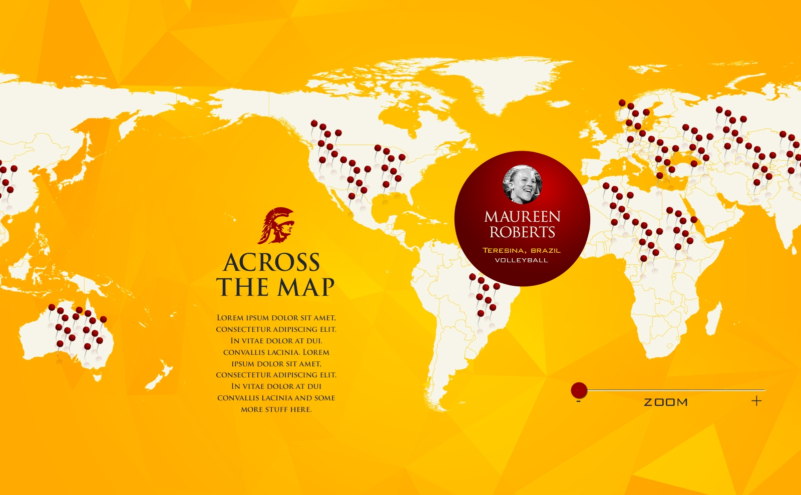 USC Interactive Screens across the map