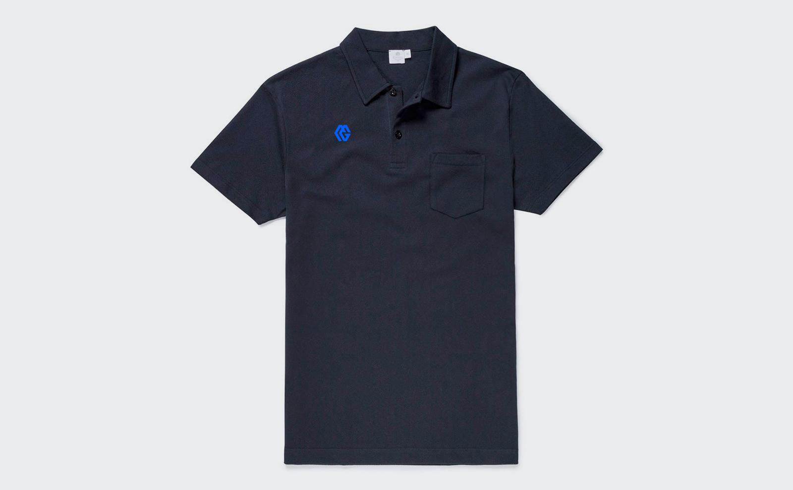 Metagreen polo shirt