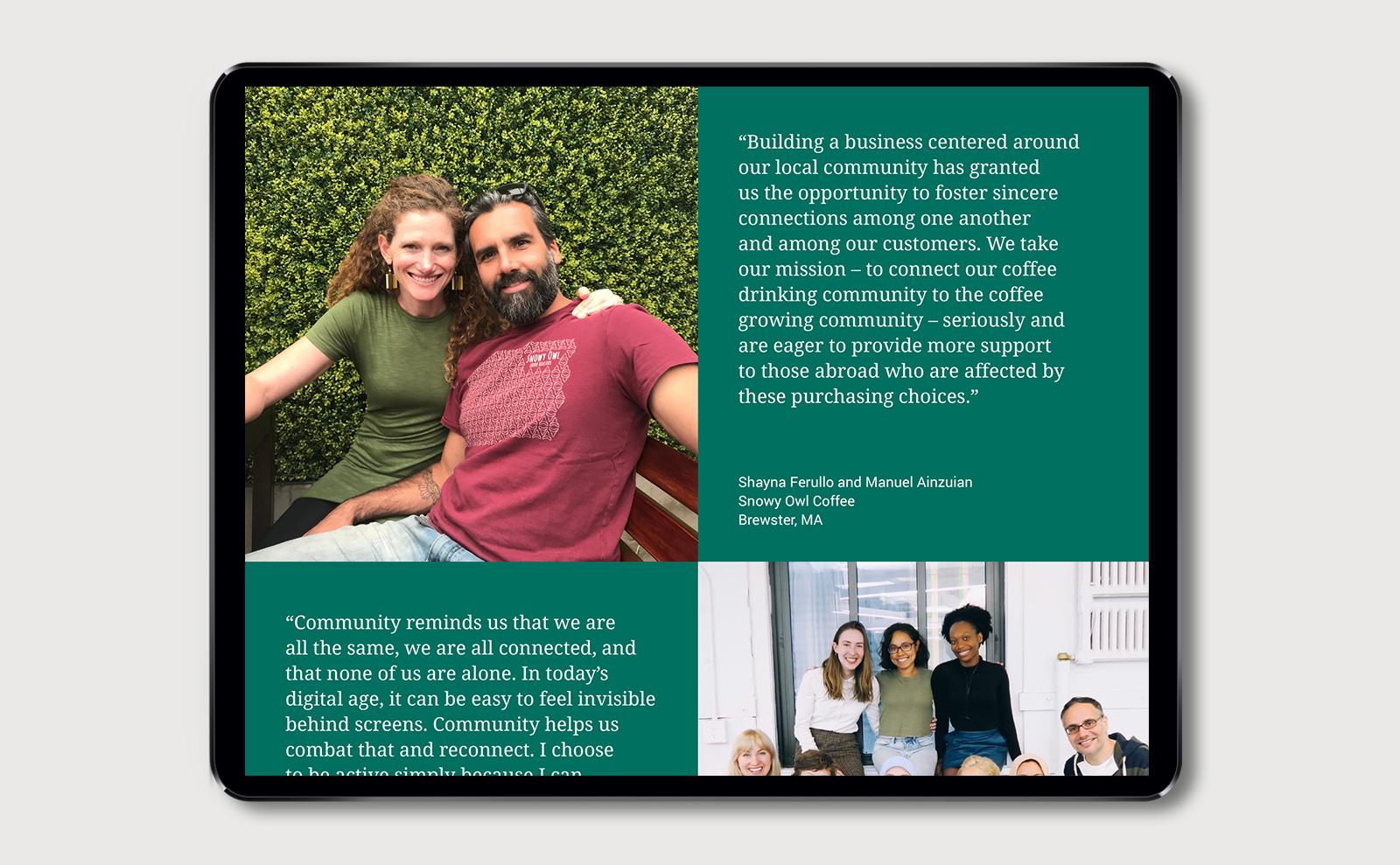 BRAC Annual Report Design