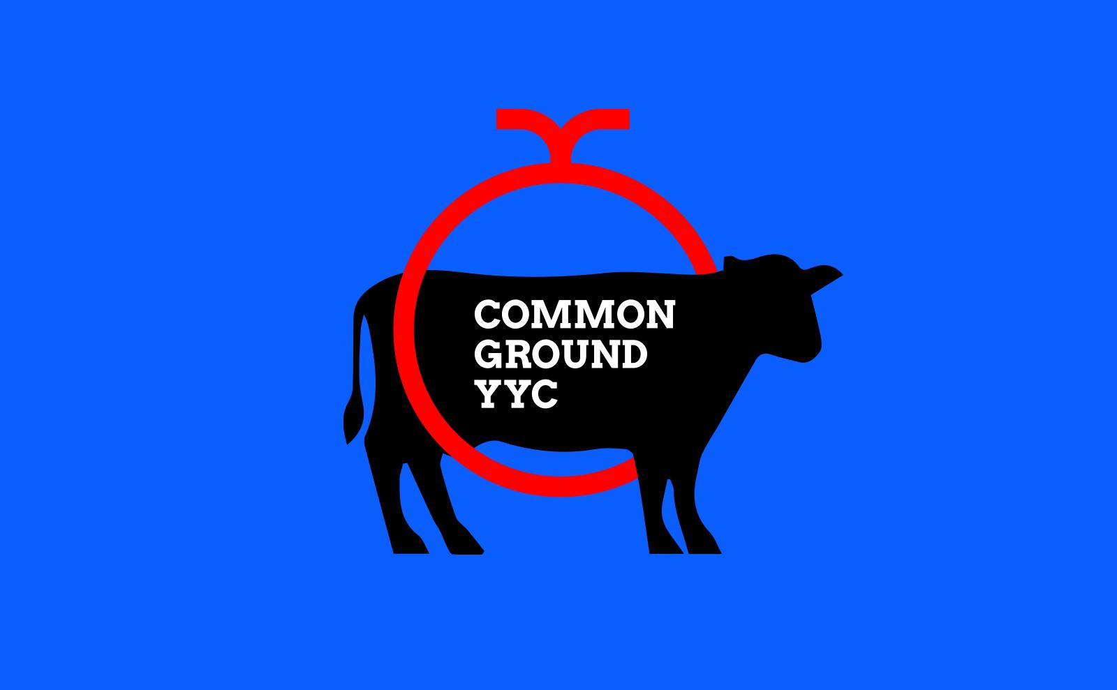 Common Ground YYC logo