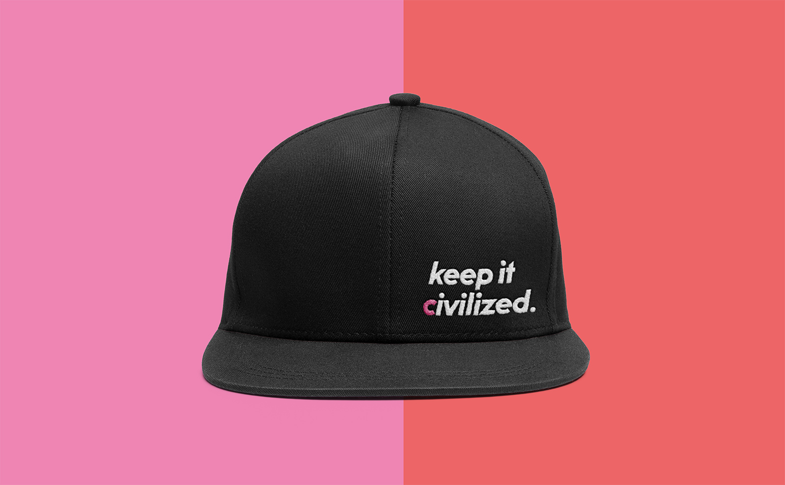 keep it civilized cscape cap for calgary