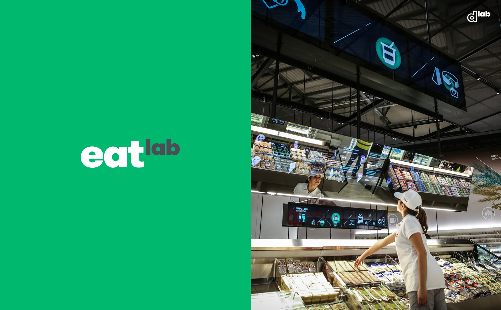 EatLab for Amazon DreamLab